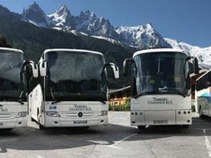 Автобусы в Шамони