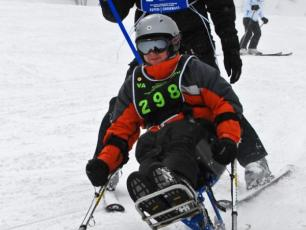 Ski for Disabled