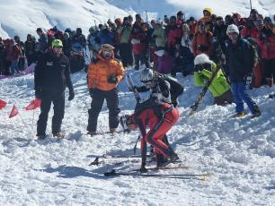 Cols et Cimes Hauts, Ski Alpinism Mountaineering