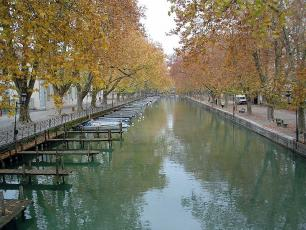 Annecy Canal