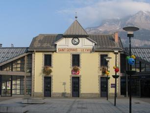 Вокзал Сен-Жерве-ле-Бэн-Ле-Файе