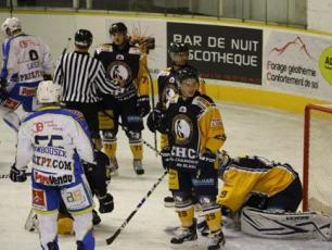 Les Chamonix Chamois - l'équipe de Chamonix