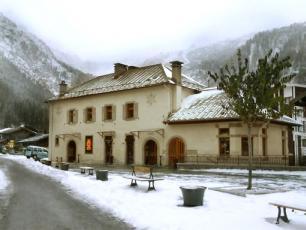 L'Office du Tourisme d'Argentière