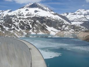 Emosson Dam - Switzerland