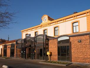 Annemasse Rail Station
