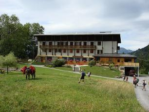 Gite Le Champel: Mountain Hut on the Mont Blanc Tour (Refuge in France)