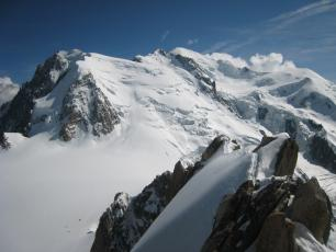 Chamonix Alpinisme Hivernal - Mont Blanc du Tacul