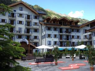 Residence & Spa Vallorcine Mont Blanc*****