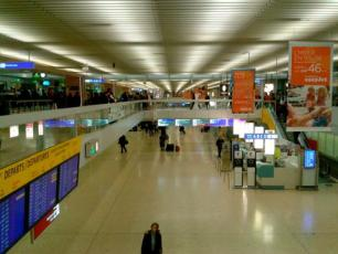Inside Geneva Airport (GVA)