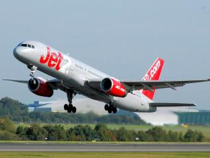 Jet 2 - Plane from the UK to Chamonix
