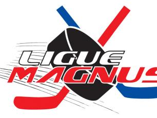 Ligue Magnus: ancien logo de la ligue francaise de hockey