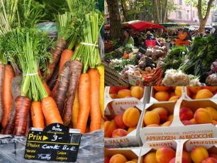 Martigny Market (Switzerland)
