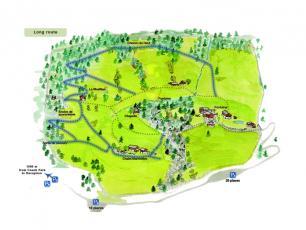 Merlet Animal Park Long Tour Copyright @ Parc de Merlet