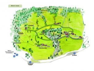 Merlet Animal Park Short Tour Copyright @ Parc de Merlet