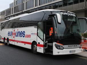 Eurolines bus, photo taken from https://www.flickr.com/photos/34085730@N06/