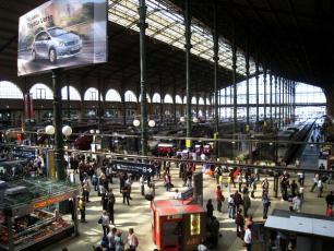 Северный вокзал (Гар-дю-Нор) - Париж