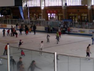 Chamonix Indoor Ice Rink