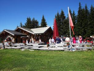 Mariage à Chamonix