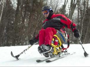 Ski pour Personne à Mobilité Réduite à Chamonix