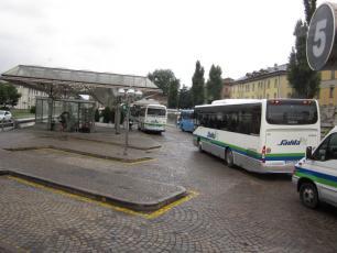 Aosta Autostazione