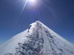Ascent of Mont Blanc