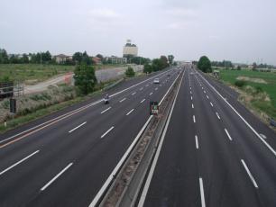 Italy Autostrada (Motorway)