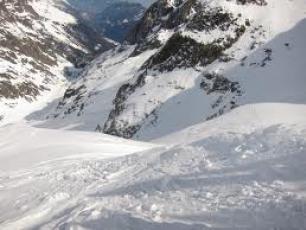 Ski de Randonnée Crochues-Berard, Aiguilles Rouges