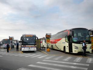 Bergamo Orio al Serio Bus Station