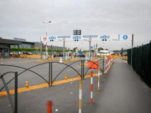 Bergamo Orio al Serio Parking Terminal