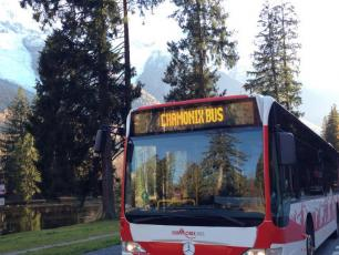 Chamonix Bus