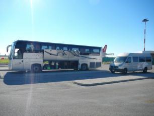Bus Cuneo-Turin Lingotto