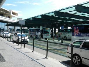 Bus Station Malpensa Terminal 1