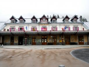 Железнодорожный вокзал Шамони - Поезда SNCF