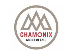 Le logo officiel de la Vallée de Chamonix