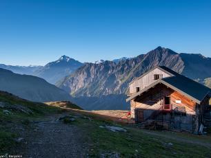 Randonnée et Trekking aux Contamines, près de Chamonix