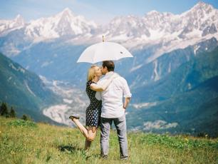 Getting married in Chamonix Mont-Blanc