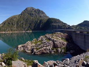 Emosson Dam (Switzerland)