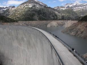 Le Barrage d'Emosson - Suisse