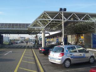 Entrance at Geneva Airport (GVA)
