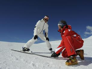 Budget your stay in Chamonix - Ski schools and ski instructors