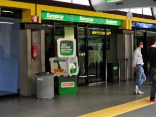 Europcar Malpensa Terminal 1 Level -1