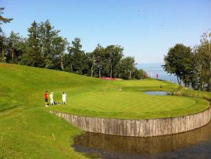 Evian Terrain Golf (en France)