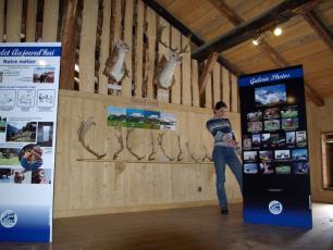 Alpine Exhibition Copyright @ Parc de Merlet