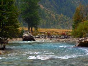 Chamonix River fishing