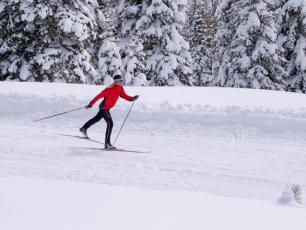 Ski de Fond & Biathlon à Argentière