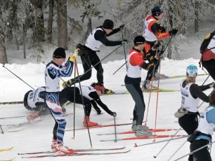 Cross Country Skiing & Biathlon in Vallorcine