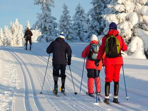 Cross Country Skiing: Other Slopes and Areas close to Chamonix