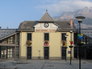 Saint Gervais les Bains Le Fayet