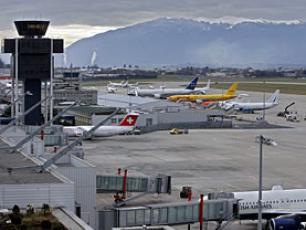 Voyages de Suisse à Chamonix par avion