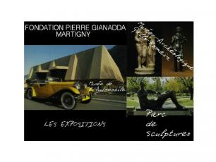 Exposition Fondation Pierre Gianadda